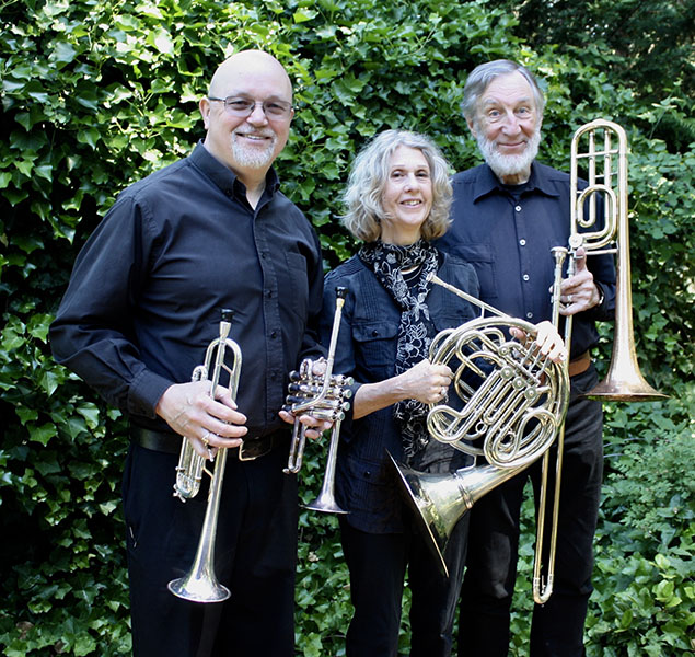 The Gabriola Brass