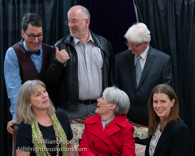 Special Delivery: Gabriola Players Workshop Performance